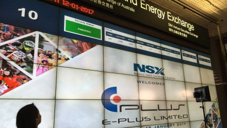 E-Plus Ltd (8EP)