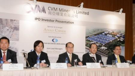 CVM Minerals Limited (0705)